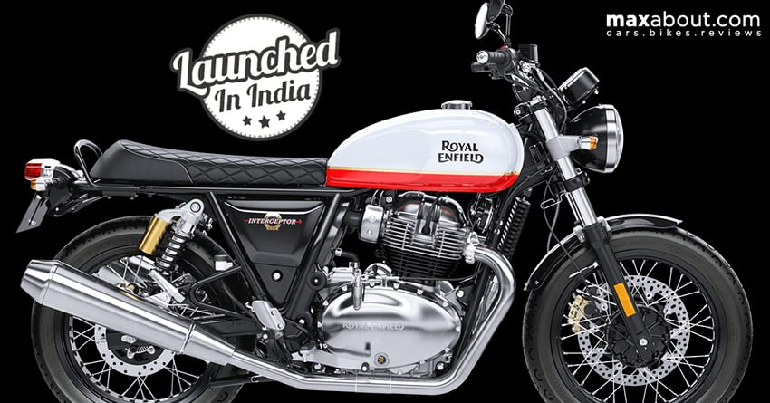 Royal Enfield Interceptor 650 Launched In India At Inr 250 Lakh