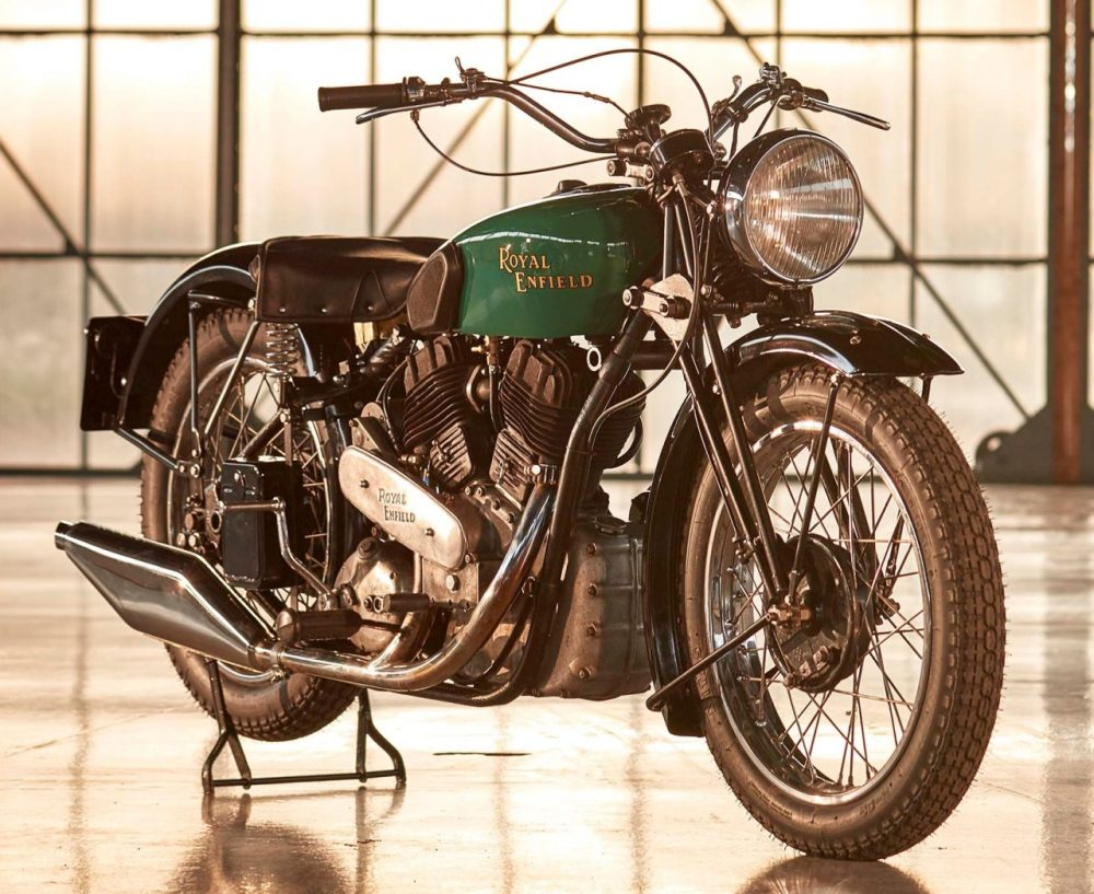 Royal Enfield KX 1140