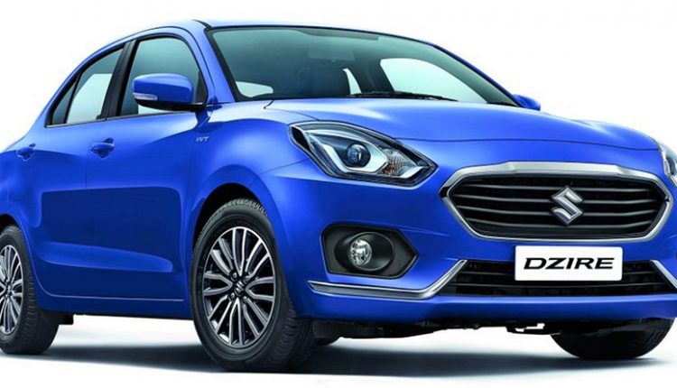 Top 5 Best-Selling Compact Sedans in India [Latest Sales Report]