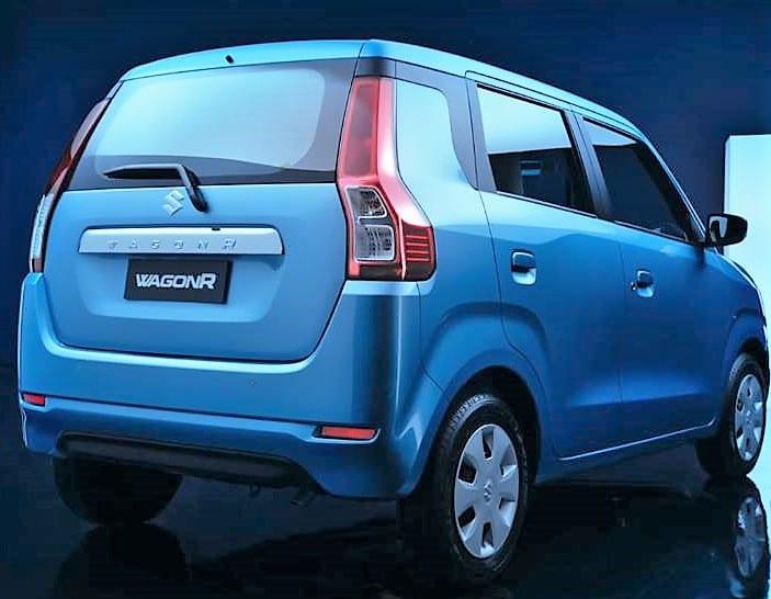 2019 Maruti Wagonr Exterior  U0026 Interior Officially Revealed