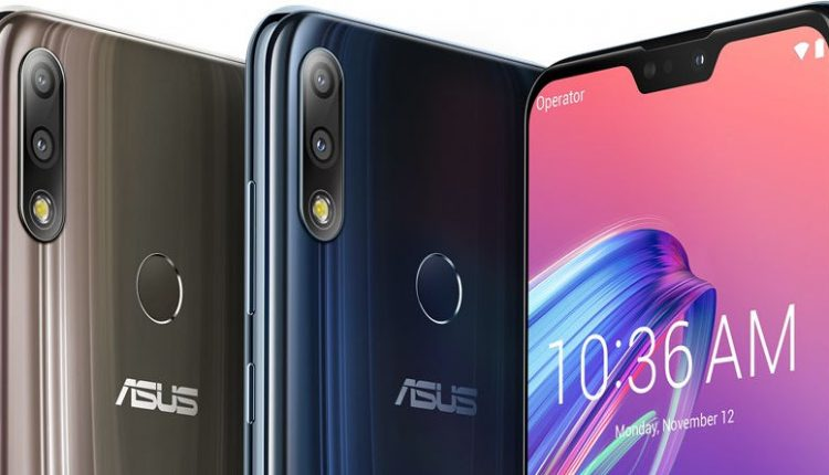 ASUS Zenfone Max M2 & Max Pro M2 Specifications & Price Revealed