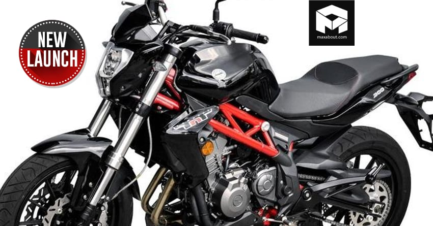 Benelli TNT 300 Street Fighter Relaunched In India @ INR 3