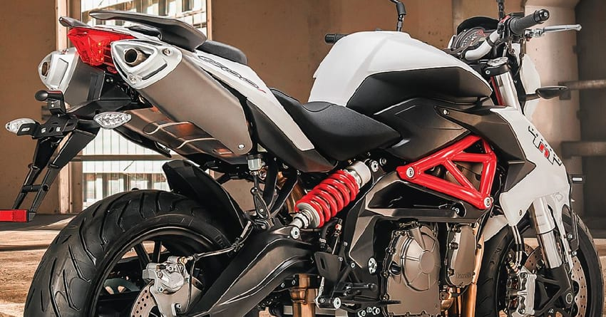 Benelli TNT 600i 4-Cylinder Street Bike Relaunched @ INR