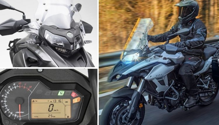 It's Official: Benelli TRK 502 to Launch in India on February 18