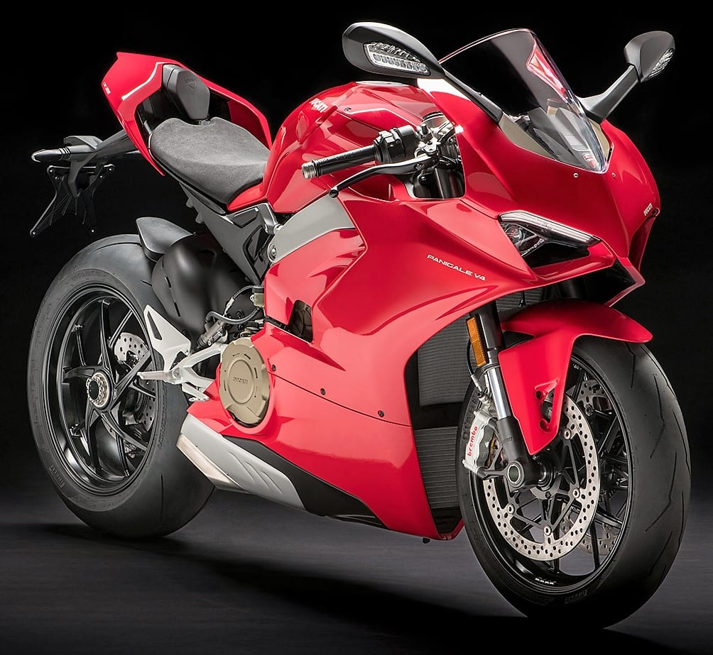 Ducati Panigale V4 Price Increased
