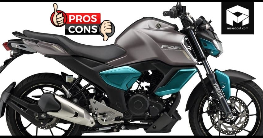 Yamaha Fzs V Pros And Cons