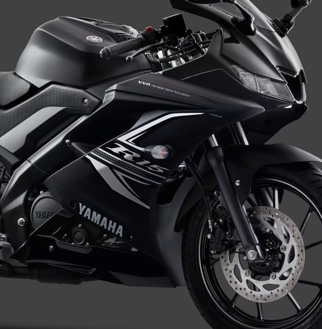 New R 15 V3: Yamaha R15 V3 Darknight Edition Launched @ INR 1.41 Lakh