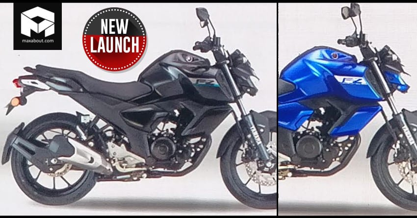 2019 Yamaha FZ V3 ABS Officially Launched @ INR 95,000