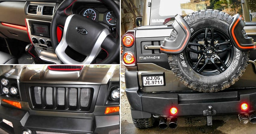 Meet Scorpio Mountaineer By Mahindra Customisation Studio