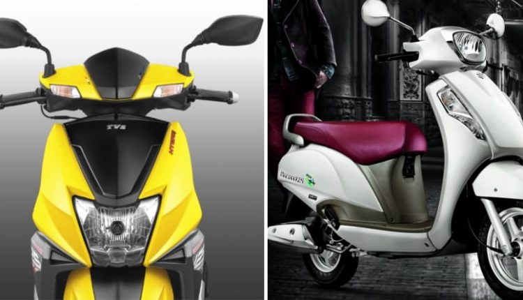 Top 10 Best-Selling Scooters in India (December 2018)