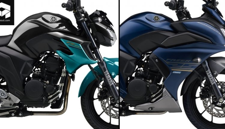 Yamaha FZ25 ABS and Fazer 25 ABS Launched in India