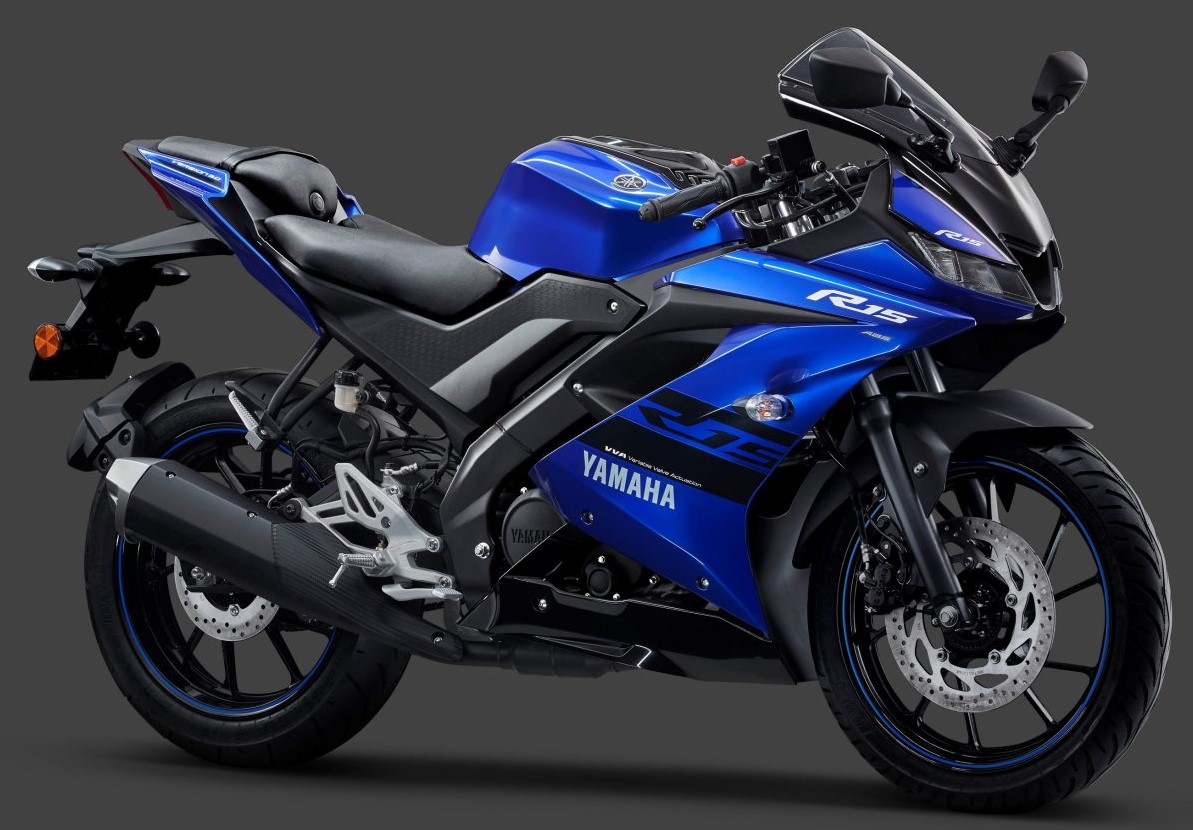New Yamaha R15 V3 ABS
