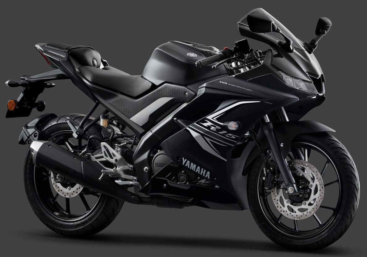 Yamaha R15 V3 Darknight