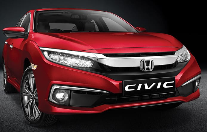 BS6 Honda Civic Diesel Launched in India