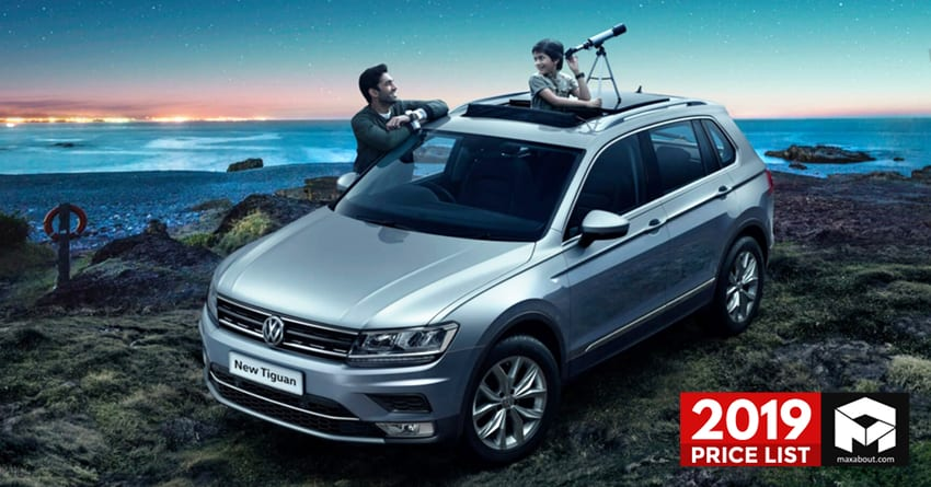 2019 Volkswagen Cars Suvs Price List In India Full Lineup