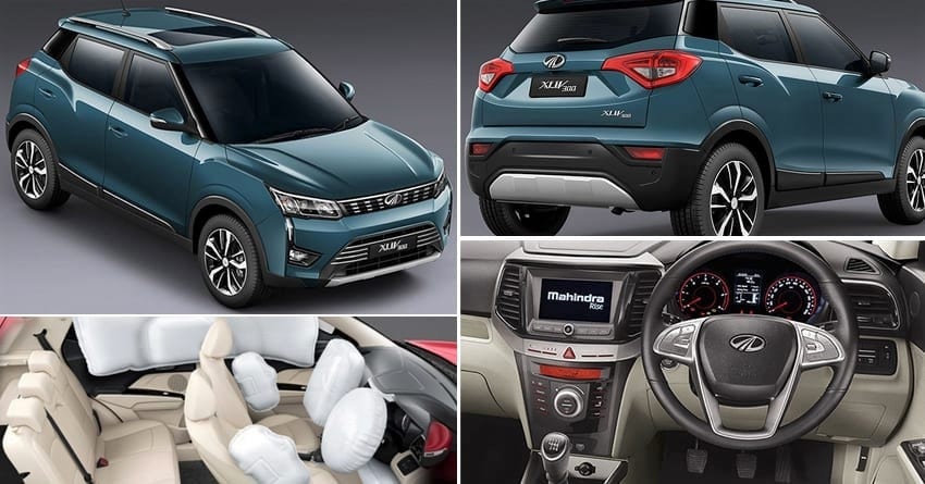 Mahindra Xuv300 Launched In India Inr 7 90 Lakh
