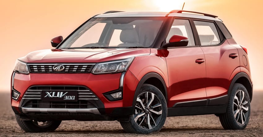New Mahindra Xuv300 On Road Price List In India