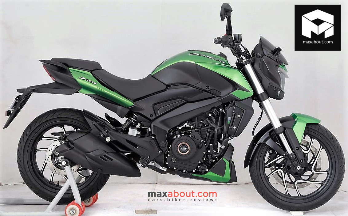 New Bajaj Dominar