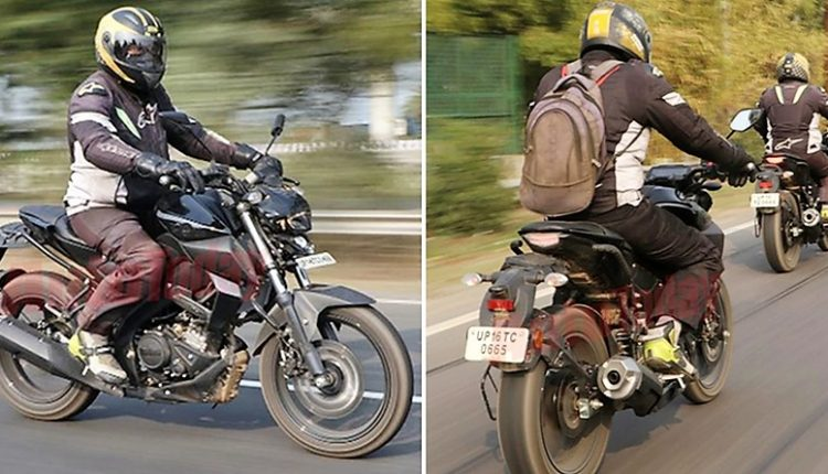 Yamaha MT-15 Spotted Again, India Launch Next Month