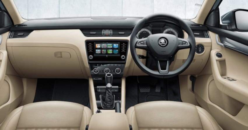 Skoda Octavia Corporate Edition Interior