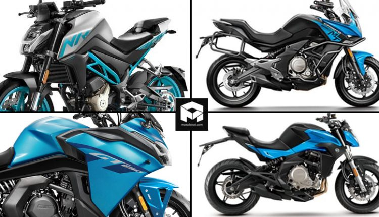 CFMoto to Launch 4 New Motorcycles in India Next Month