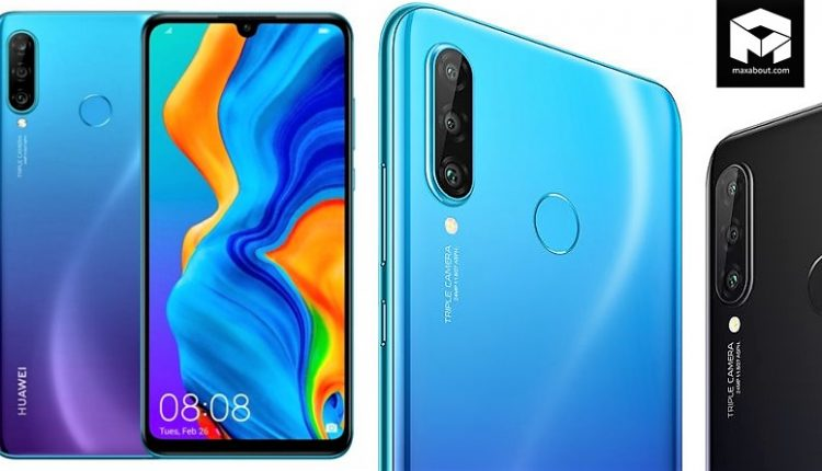 Huawei P30 Lite Price & Specifications Officially Revealed