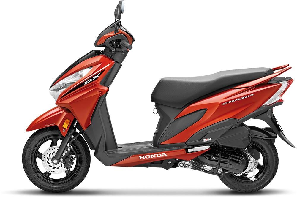 Honda Grazia DX