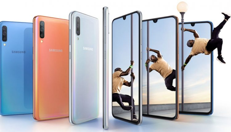 Samsung Galaxy A70 Smartphone Officially Unveiled