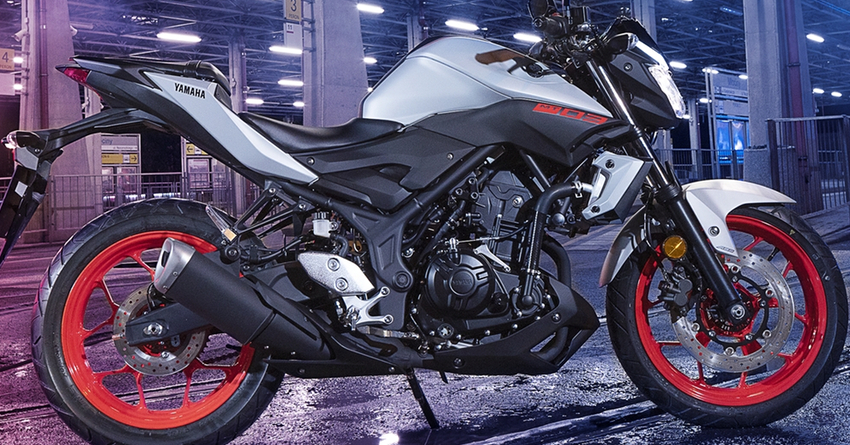 03 >> Yamaha Mt 03 Rumoured To Launch In India By End 2019