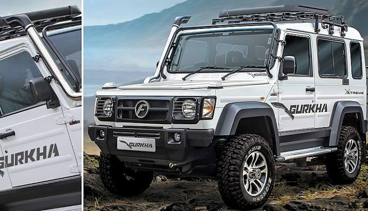 2019 Force Gurkha ABS Launched @ INR 11.05 Lakh
