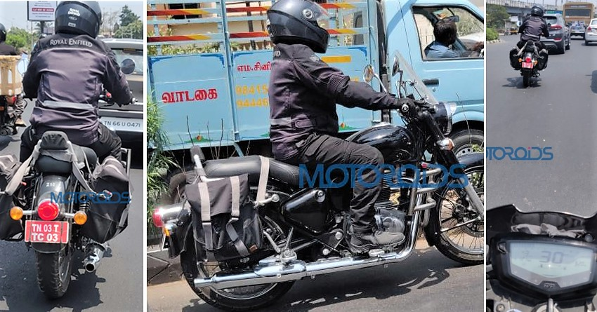 2020 Royal Enfield Classic Leaked