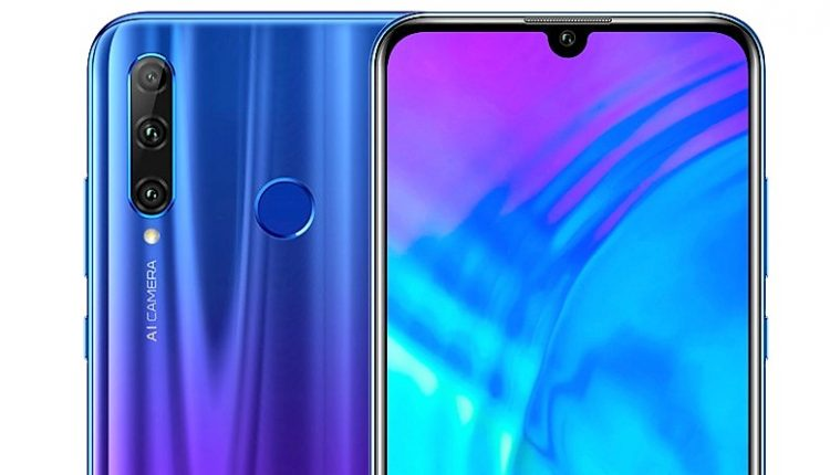 Honor 20i Officially Announced for 1599 Yuan (INR 16,600)