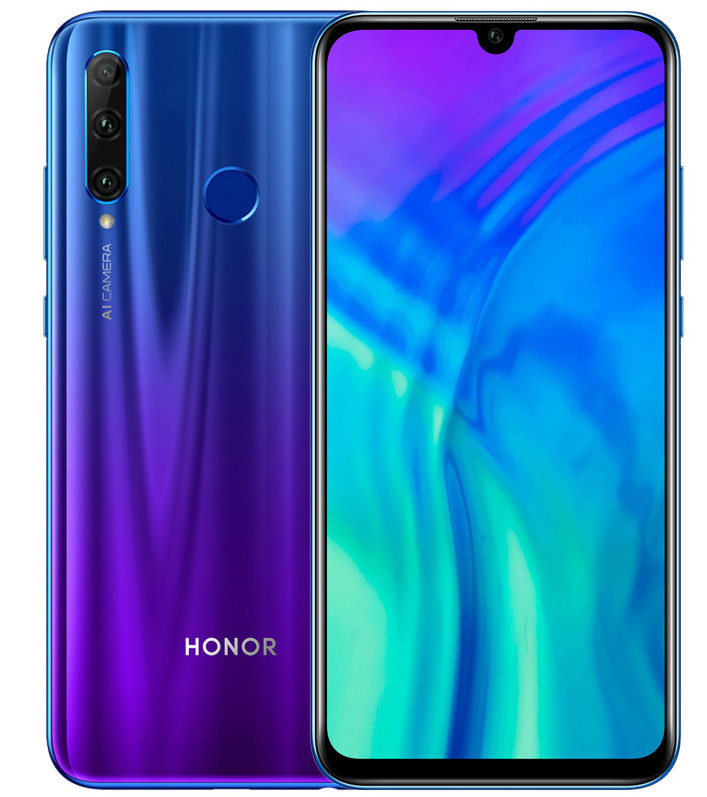 HONOR 20i Officially Announced