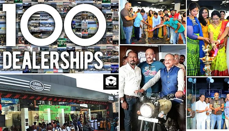 Classic Legends to Inaugurate 100th Jawa Dealership Soon