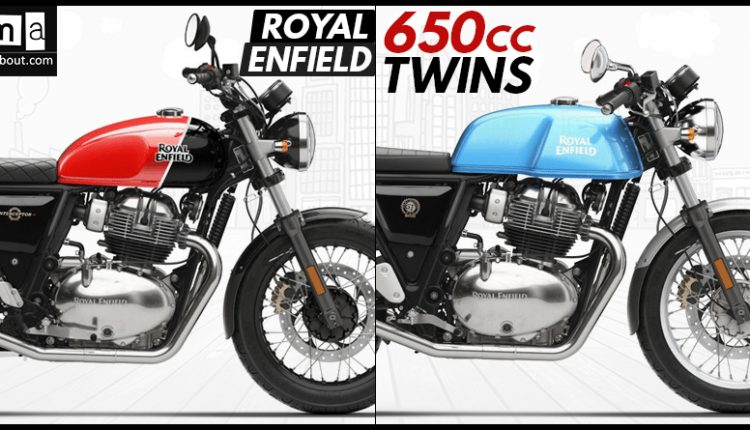 Royal Enfield 650 Twins Production Increased to Meet High Demand
