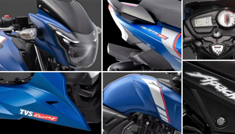 TVS Apache RTR 160 ABS State-Wise Price List Revealed