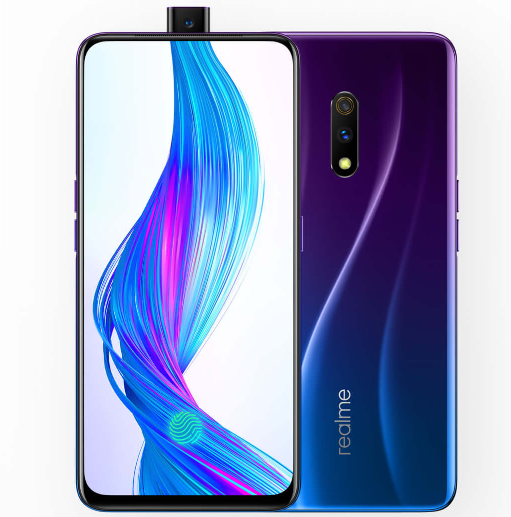 Realme X Smartphone Launched in India