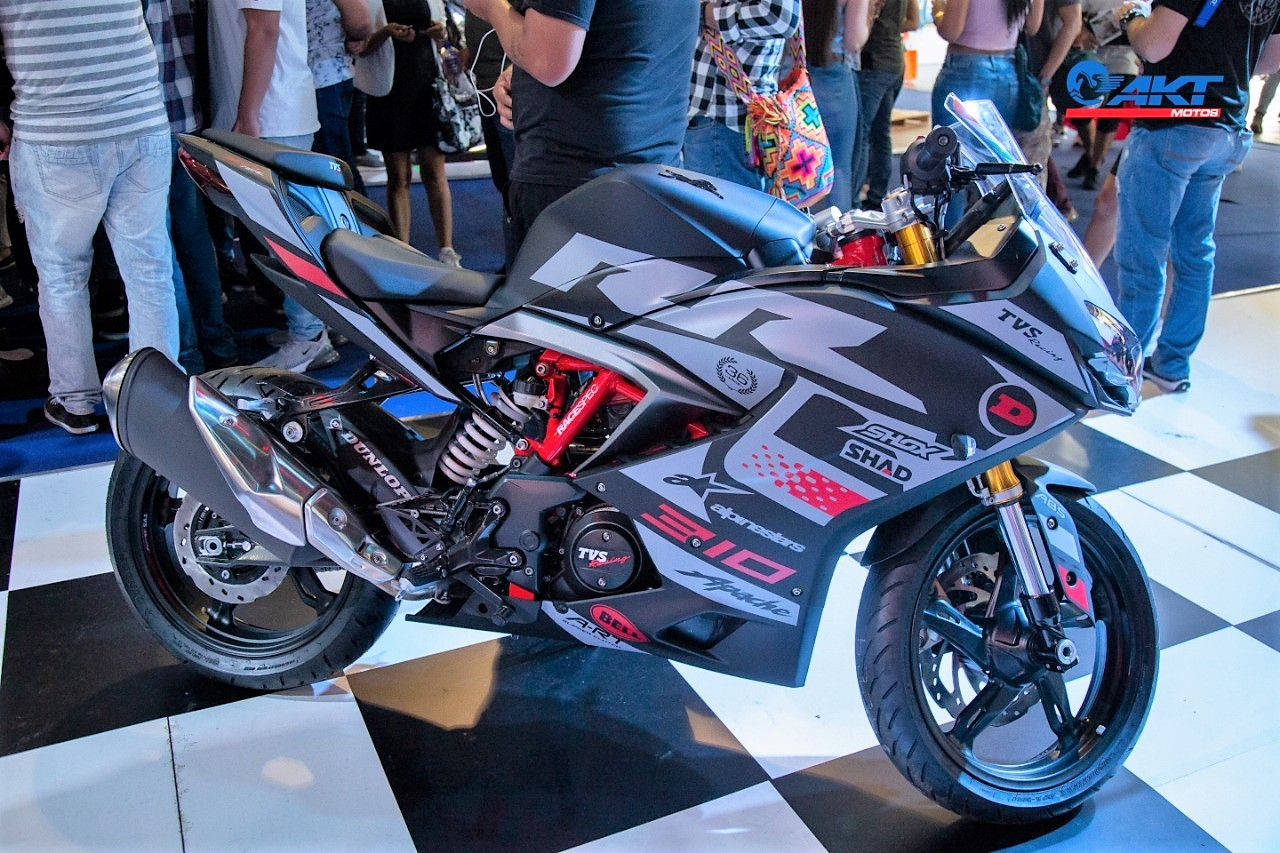 TVS Apache RR310 Special Edition