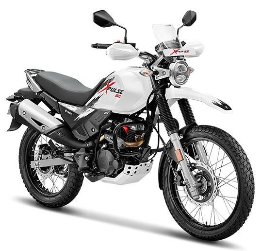 Hero XPulse 200 – INR 97,000