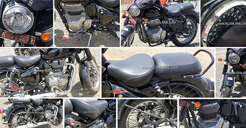 BS6 Royal Enfield Classic Fully Revealed