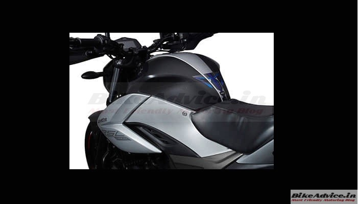 Suzuki Gixxer 250 Street Fighter