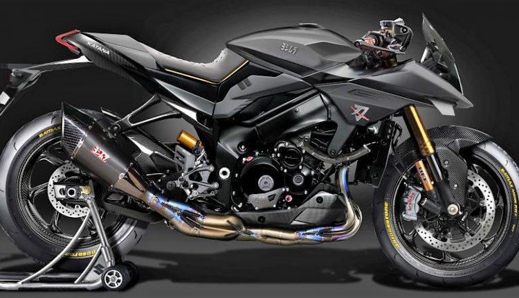 Suzuki Katana R Sportbike Reportedly in the Making