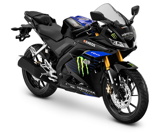Yamaha R15 V3 Monster Energy MotoGP Edition