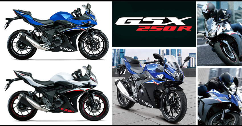 2019 Suzuki GSX250R Sports Bike