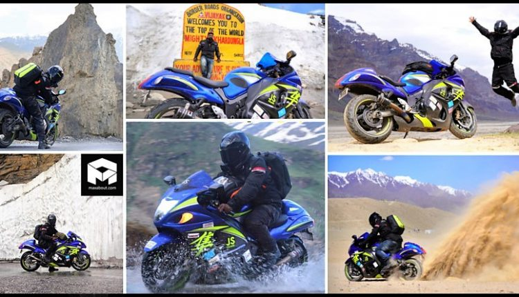 Delhi-To-Spiti Road Trip on a Suzuki Hayabusa by Jasminder Singh