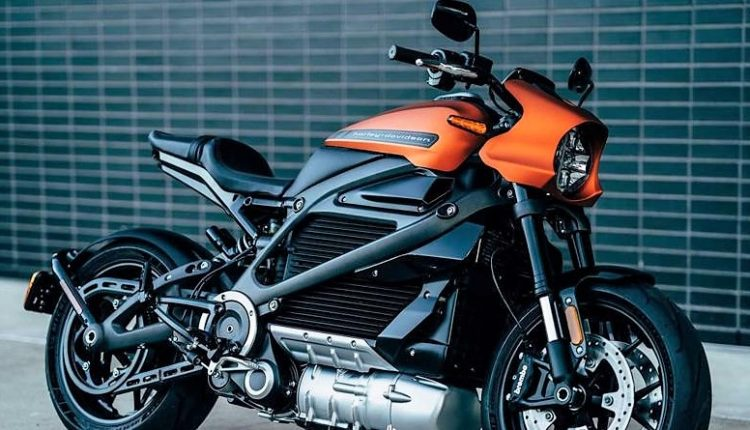 Harley-Davidson LiveWire Electric Motorcycle Specifications Revealed