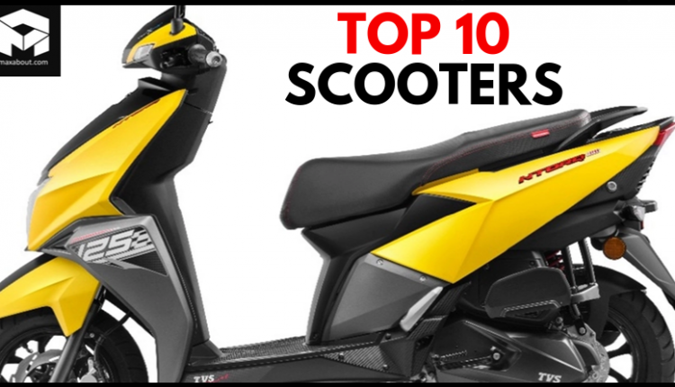 Sales Report: Top 10 Best-Selling Scooters in June 2019