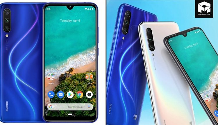 Xiaomi Mi A3 Officially Announced for 249 Euros (INR 19,300)