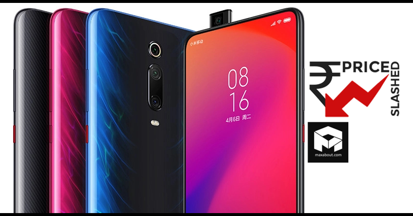 Xiaomi Redmi K20 Series Price Cut