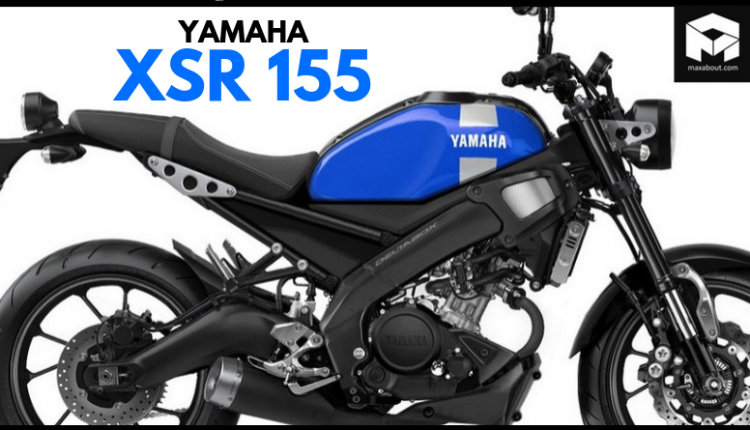 Yamaha XSR 155 in the Making; India Launch Possible